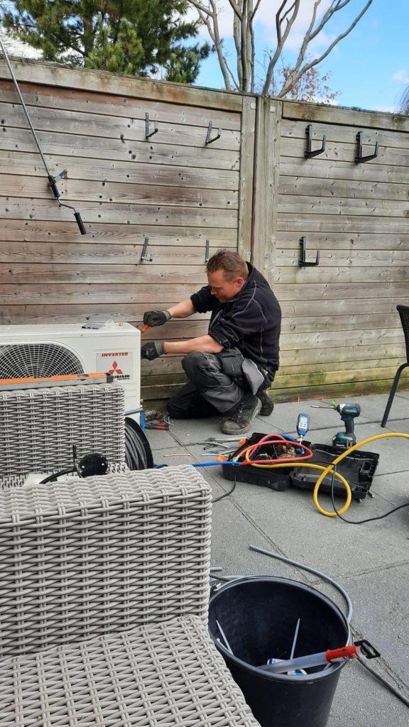 airco installeren expert Electro Roos